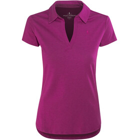 Royal Robbins Wick-Ed Cool Polo Women Aster